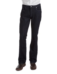 Kenneth Cole Straight Leg Jeans Blue
