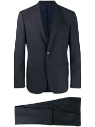 Tonello Classic Two Piece Suit Blue