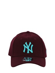 New Era Mlb Melton 9Forty Baseball Hat Red