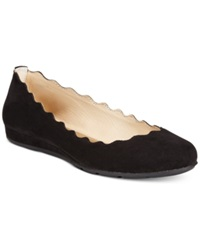 American Rag Erin Scalloped Ballet Flats Only At Macy's Women's Shoes
