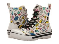 Rocket Dog Rainy White Multi Swag Women's Boots