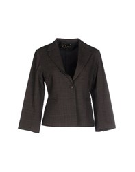 Bea Yuk Mui Bea Suits And Jackets Blazers Women Dark Green
