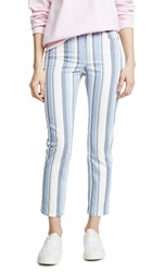 A.P.C. Taille Basse Jeans Saa Multicolore