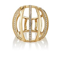 Dauphin Collection I Cage Ring Gold