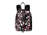 French Connection Janice Mini Backpack Midnight Bloom Backpack Bags Black