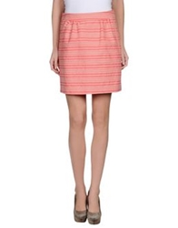 Hoss Intropia Mini Skirts Coral