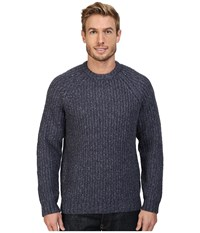 Royal Robbins Sequoia Crew Sweater Navy Men's Sweater