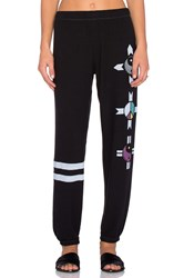 Lauren Moshi Tanzy Elements Long Pant Black