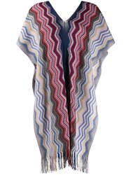 Missoni Embroidered Oversized Top 60