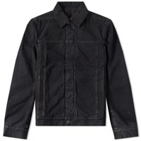 Rick Owens Drkshdw Worker Jacket Black