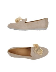 Harry's Of London Harrys Of London Moccasins Beige