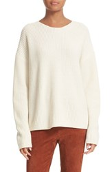 Theory Women's Twylina Split Back Cashmere Sweater