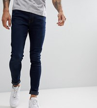 Brooklyn Supply Co. Co Muscle Fit Jeans Indigo Wash Bl1 Blue 1