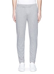 Theory 'Matthewe' Cotton Sweatpants Grey