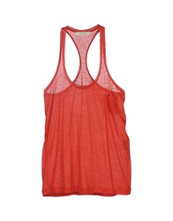 Sessun Topwear Tops Women Rust