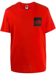 The North Face Fine Crew Neck T Shirt 60