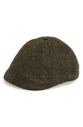 Men's New Era Cap 'Ek Camo' Tweed Driving Cap