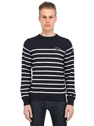 Paul And Shark Admiral's Striped Wool Sweater