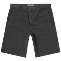 Acne Studios Ishir Chino Short Black