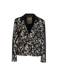Maria Grazia Severi Suits And Jackets Blazers Women Black