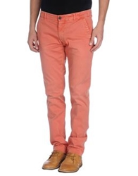 Monocrom Casual Pants Rust