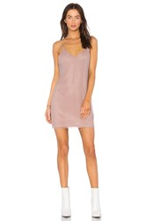 Wyldr Spirit Lights Mini Dress Lavender