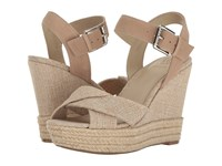 Guess Sanda Natural 2 Women's Wedge Shoes Neutral
