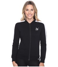 Puma T7 Track Jacket Black Women's Coat