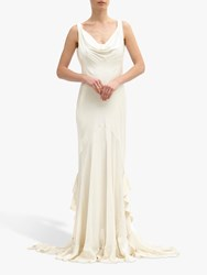Ghost Willow Dress Chalk White