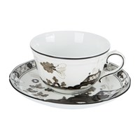 Richard Ginori 1735 Oriente Italiano Albus Teacup And Saucer