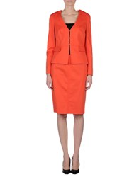 Mariella Rosati Suits And Jackets Women's Suits Women Red