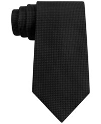 Club Room New Knit Tie Only At Macy's Black