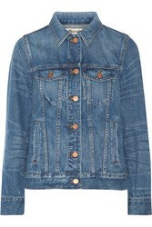 Madewell Classic Jean Denim Jacket Mid Denim