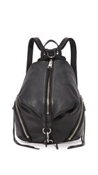 Rebecca Minkoff Medium Julian Backpack Black