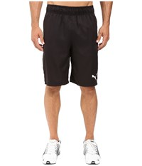Puma Formstripe Woven 10 Shorts Black White Men's Shorts