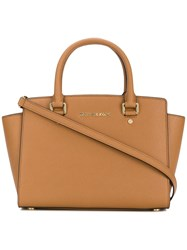 Michael Kors Collection Classic Tote Brown