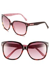 Women's Lilly Pulitzer 'Courtney' 58Mm Sunglasses