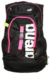 Arena Fastpack 2.1 Backpack Black Fuchsia White