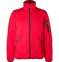 Musto Sailing Crew Stretch Softshell Jacket Red