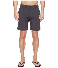 Columbia Hybrid Trek Shorts Shark Men's Shorts Gray