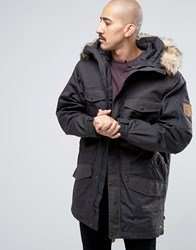 Fjall Raven Fjallraven Singi Winter Jacket In Grey Dark Grey