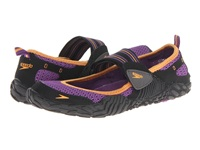 Speedo Offshore Strap Purple Amaranth Black Women's Shoes