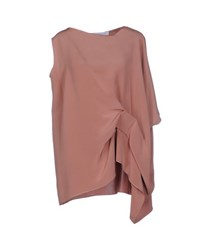 Gianluca Capannolo Shirts Blouses Women Pastel Pink