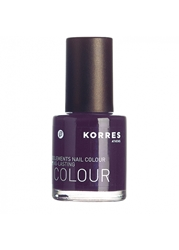 Korres Nail Lacquer Ultra Violet N A