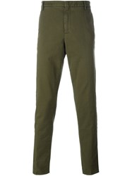 Kenzo Collection Fit Trousers Green