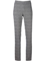 Hache Straight Trousers Black