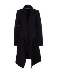 Giorgia And Johns Giorgia And Johns Coats And Jackets Coats Women Black