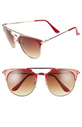 Women's Bp. Retro Sunglasses Red Gold Red Gold