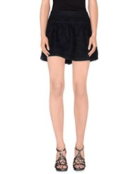 Maison Scotch Skirts Mini Skirts Women Dark Blue