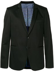 Paul Smith Ps Single Breasted Dinner Jacket Black